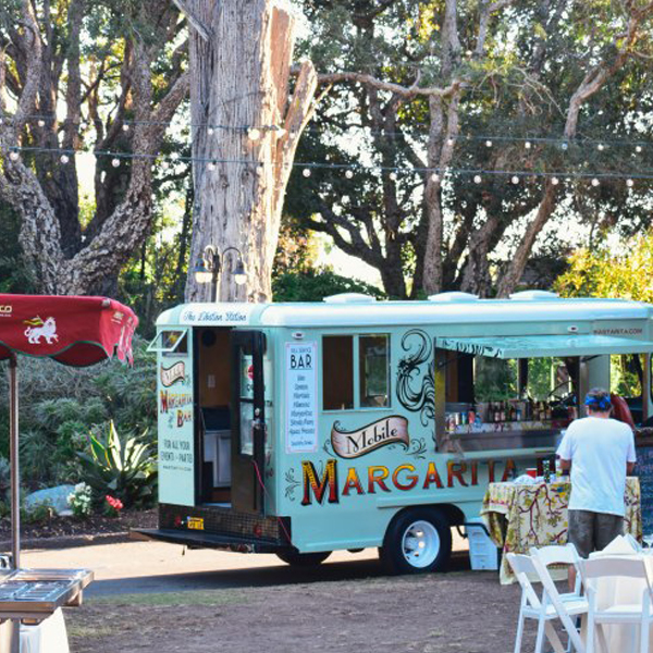 Wedding Catering at the San Diego Botanic Garden